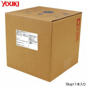 YOUKI ユウキ食品 化学調味料無添加オイスターソース 5kg×1本入り 212038(a-1661306)