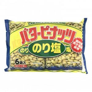 タクマ食品 バターピーナッツ のり塩味 16×4個入(a-1637447)