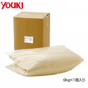 YOUKI ユウキ食品 化学調味料無添加のガラスープ 9kg×1個入り 212189(a-1661308)
