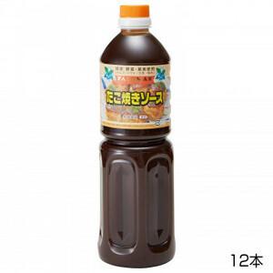 Izumi Food Paromer Takoyaki Sauce (Rich) 1000 ml (12) (A-1654269)