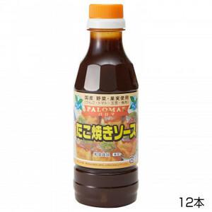 Izumi Food Paloma Takoyaki Source (Rich) 350g (12) (A-1654267)