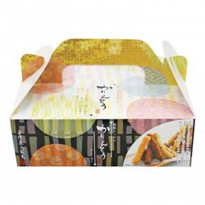 金澤兼六製菓 ギフト ミックスかりんとうBOX 90g×30セット KAB-5(a-1633564)