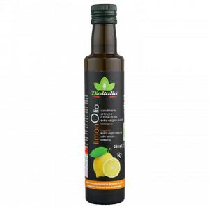 テルヴィス 有機 エクストラバージンオリーブオイル レモン風味 250ml×12本 (a-1649602)