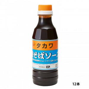 和泉食品 タカワ焼きそばソース(中濃) 350g(12本)(a-1654246)