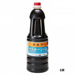 和泉食品 タカワウスターソース 1.8L(6本)(a-1654253)