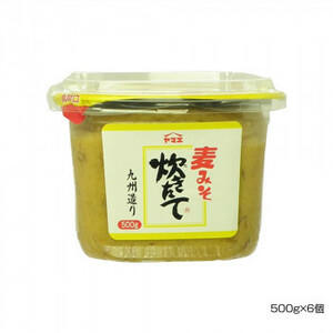 Yamay cooked wheat miso 500g x 6 pieces (A-1616824)
