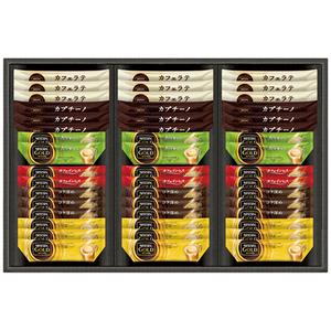 ネスカフェ ゴールドブレンドプレミアムスティックコーヒーギフトセット N30-GKS 4236-031(l-4902201434638)