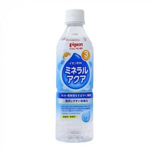 детский напиток минеральная вода 500ml × 24 цветка (примерно) 3 месяца - 1003991 (А - 15448909)