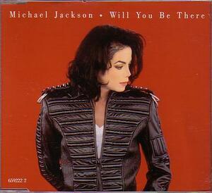 送料込即決 MICHAEL JACKSON「WILL YOU BE THERE」CDマイケル・ジャクソン中古