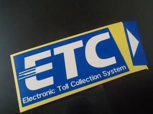 即決~買うほどお得★ETCステッカー 取付位置シール・レンタカー 商用車 タクシー 車屋さんの代車 新車 中古車 ETC取付業者 ETC販売店様に