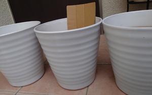 新品 3個セット 8号 鉢 鉢植え 植木鉢 テラコッタ プランター 鉢カバー