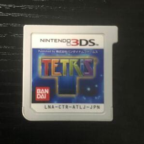 3DS テトリス