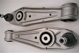 including carriage ) Porsche 911(996-997) BOXSTER Boxster (986) Cayman (987) control arm left right set [ Germany VAICO made * new goods ]