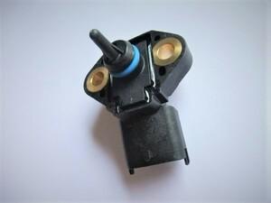(送料込) サーブ 9-3 FB284 燃料圧力センサー ガソリン【ボッシュ製・新品】フューエルプレッシャー