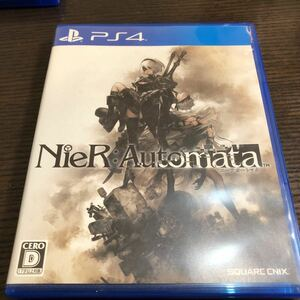 【PS4】 ニアオートマタ
