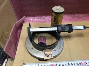 煙突 接続用部品 #9  105.9mm 焼却炉 廃油ストーブ 薪ストーブ キャンプ アウトドア ピザ窯
