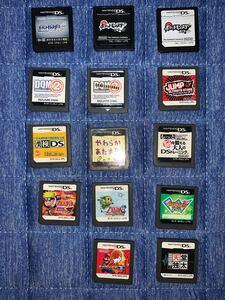DSソフト 任天堂 ニンテンドーDS セット