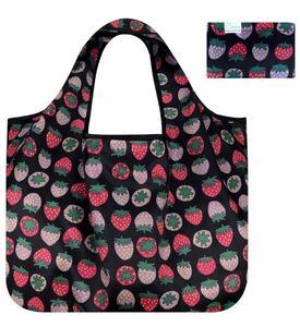 エコバッグ コンビニ 折りたたみ いちご 買い物袋 ショッピングバッグ 鞄