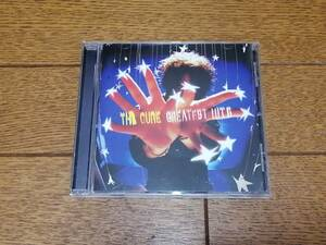 The Cure ザ・キュアー Greatest Hits 輸入盤 FIXCD32 589 435-2