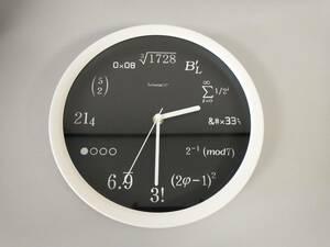 静音 壁掛け 時計 関数 文字盤 インテリア 25㎝