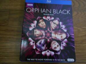 [BD]  Orphan Black オーファン・ブラック : Season 4  2枚組 輸入盤