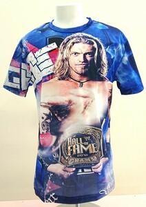 送料込み!【XXLサイズ】エッジ エックリ WWE WWF プロレス Tシャツ