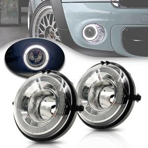 BMW ミニクーパー 白色LED フォグランプ 互換 ミニクーパーR55 R56 R57 R59 R60 R61 DRLライト