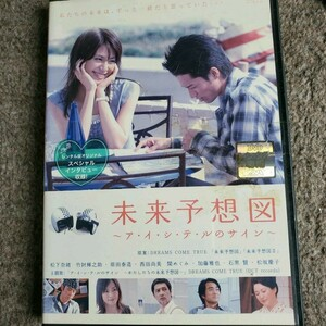 最終値下げ!DVD【未来予想図】