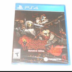 PS4★Darkest Dungeon Ancestral Edition 海外版(国内本体動作可能)★新品未開封