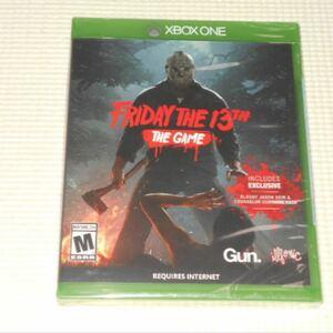 XBOX ONE★FRIDAY THE 13 THE GAME 海外版(国内本体動作可能)★新品未開封
