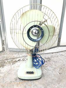 EF-311 サンヨー 昭和レトロ アンティーク 扇風機 レトロ扇風機 Electric SANYO