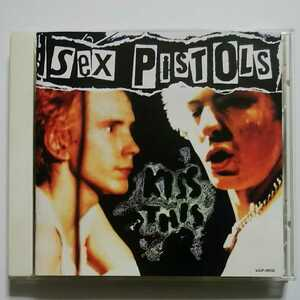 キス・ディス~ベスト・オブ・セックス・ピストルズ KISS THIS-The Best Of Sex Pistols