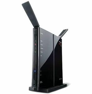 未開封 BUFFALO おまかせ節電 USBポート搭載 11n/b/g対応 ハイパワー 無線LANルーター Air Station WZR-HP-G301NHシリーズ
