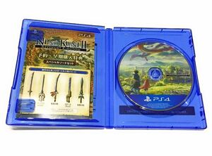 PS4 二ノ国II レヴァナントキングダム 【初回生産特典】