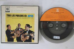 Reel Tape Trio Los Panchos Trio Los Panchos En Japan SONT52048R CBS SONY /00390の商品画像