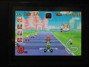 【送料無料】GBA マリオカートアドバンス ゲームボーイ アドバンス レース ソフト マリオ