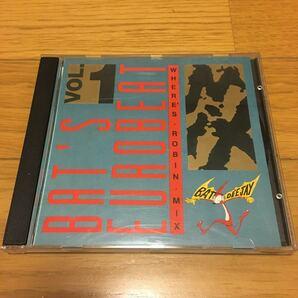 ネコポス送料無料☆BAT'S Eurobeat vol.1 WHERES・ROBIN・MIX☆バッツ ユーロビート vol.1☆イタリアASIAレーベル☆希少盤☆ハイエナジー