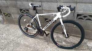 ロードバイク CANOVER NERO スポーツ 自転車 八王子市 引き取りOK