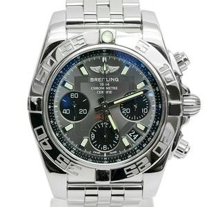 Breitling Chronomat 41 AB014012/F554 自動巻き OH/外装仕上げ済 ブライトリング クロノマット41 メンズ 腕時計 箱/保証書付 0p5950