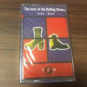 【新品未開封】ジャンプ・バック ザ・ベスト・オブ・ザ・ローリング・ストーンズ 輸入盤洋楽カセットテープ