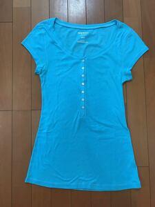 半袖Tシャツ カットソー トップス 半袖 シンプルTシャツ old navy