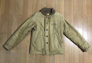 バズリクソンズ N-1デッキジャケット