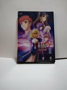 Fate/stay night DVD フェイト ステイナイト