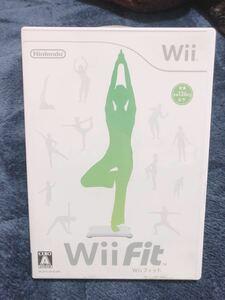Wii Fit☆ 任天堂 Wiiソフト☆