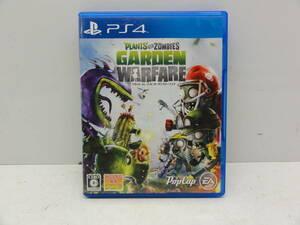 J277 PS4 ソフト プラント VS ゾンビ ガーデンウォーフェア プレイステーション4