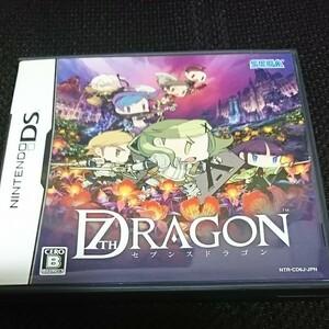 任天堂 DSソフト セブンスドラゴン