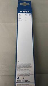 AUDI アウディ A1(8X) 2010~ 8W9955425 <リア ワイパーブレード> 380MM 「BOSCH」 A360H 3397008997