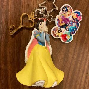 白雪姫 キーホルダー