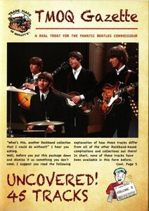 The BEATLES UNCOVERED ! 45 TRACKS 【2CD-set in Booklet】