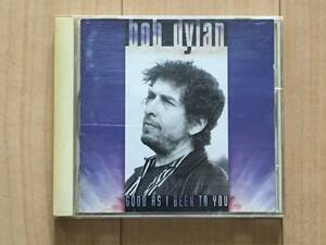 BOB DYLAN / GOOD AS BEEN TO YOU CD盤 ボブ・ディラン